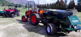 Greenmowers presenta los Tractores Kioti en el Real Novo Sanctipetri