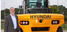 Hyundai Construction Equipment Europe nombra a un nuevo director