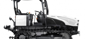 En EIMA 2018, los tractores Lamborghini presentan el Strike C 115