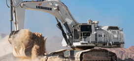 Liebherr Mining Equipment Colmar SAS lanzará sus versiones B de las R 9100 y R 9150