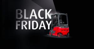 Linde Material Handling Ibérica organiza su Black Friday