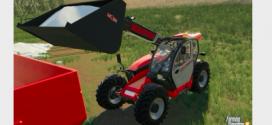 Manitou Group hace equipo  con el videojuego Farming Simulator 2019