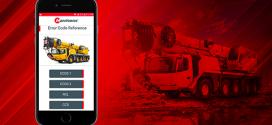 Manitowoc actualiza su aplicación móvil de diagnóstico para Grove y National Crane