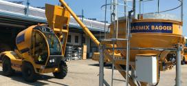 Metalgalante lanza el mini silo de acero Carmix Bagger