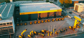New Holland Construction amplía su red de concesionarios en Buenos Aires