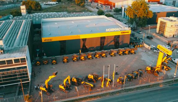 New Holland Construction amplía su red de concesionarios en Buenos Aires
