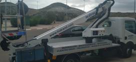Oilsteel Ibérica entrega 2 plataformas Scorpion 1812 a Hidrarel
