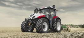 Nuevo modelo STEYR Profi CVT con motor de 6 cilindros y  145 CV