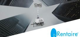 Rentaire Alquiler de Maquinaria cuenta con Torres de Iluminación T3 LED