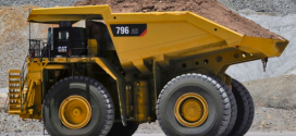 CATERPILLAR® presenta  dos nuevos camiones ULTRA-CLASS