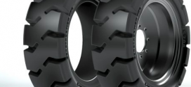 Nuevo neumático sólido MAXAM MS706 para minicargadora