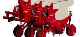 Forigo expone la nueva sembradora de precisión Modula Pro en EIMA