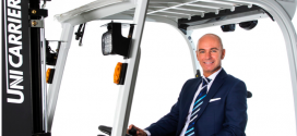 UniCarriers Europe nombra a Jonas Tornerefelt Vicepresidente Ejecutivo de Ventas y Marketing
