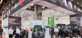 Carraro revoluciona EIMA introduciendo los nuevos modelos Compact e Ibrido