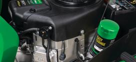 El sistema de cambio de aceite de 30 segundos Second Change ™John Deere premiado