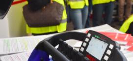 Presentación del nuevo sistema Fassi FX-Link en colaboración con Volvo Trucks