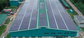 GRI instala un sistema de energía solar de 1.2mw