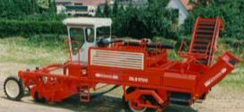 50 años de tecnología de recolección autopropulsada GRIMME