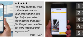 Nueva aplicación Haulotte «Quick Positioning»