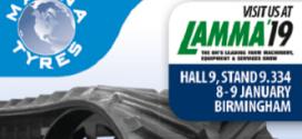 Magna Tyres Group presente en LAMMA'19 en Birmingham