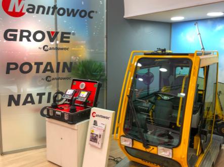 Manitowoc presente en M&T Expo 2018 en São Paulo