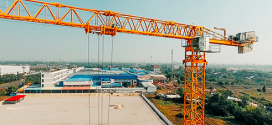 Manitowoc lanza la grúa Potain MCT 565 en Bauma China 2018