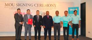 SANY se asocia con CIDB para promover el sistema de construcción industrializada en Malasia