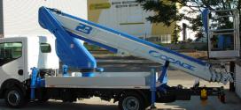 Socage presenta nueva gama de plataformas aéreas telescópicas