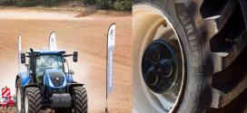 Bridgestone lanza el VX-TRACTOR para una máxima tracción y una larga vida útil
