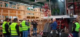 Campos de cooperación y pruebas del Partner Event 2018 de Zuidberg