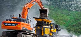 Doosan: Excelencia en infraestructura fabricada en Corea