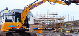 TDL gana el mayor contrato de excavadoras Sany en Europa