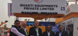Primera plataformas articulada eléctrica HA20 LE PRO vendida en la India