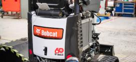 La miniexcavadora Bobcat E10 supera las 10.000 unidades en 10 años