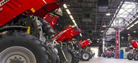 AGCO pretende expandir aún más sus instalaciones de Beauvais