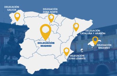 Al-Top abre delegación en Madrid