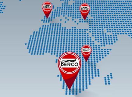 Blumaq obtiene la distribución de Berco en Sudáfrica