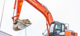Hitachi bucket y Genuine GET son la combinación ideal
