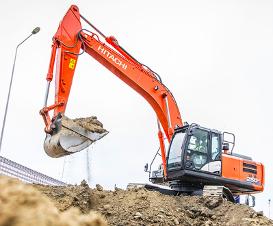 Hitachi bucket y Genuine GET son la combinación ideal