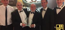 Hyster Europe gana un premio por su innovadora solución de aplicación de residuos