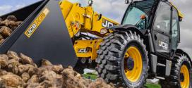 JCB destacará la gama de carga y manejo de materiales  en LAMMA