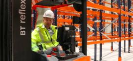Toyota entrega un sistema de almacenamiento sin precedentes a Logitri