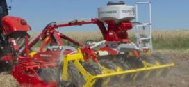 El concepto MULTILINE de Pöttinger promete un enorme potencial para los tractores de menor potencia