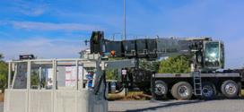National Crane presenta la nueva plataforma Rapid Attach para la serie NBT