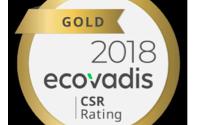 Toyota Material Handling Europe galardonada con el premio Gold de EcoVadis