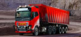 Volvo Trucks proporciona una solución de transporte autónoma