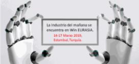 WIN EURASIA se refuerza con el apoyo de la Asociación Turca de Fabricantes de Máquinas.