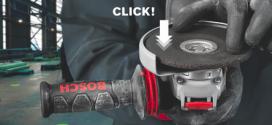 Novedad mundial para profesionales X-LOCK de Bosch