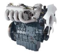 Transdiesel y su nuevo motor de gas: Kubota WG 1605
