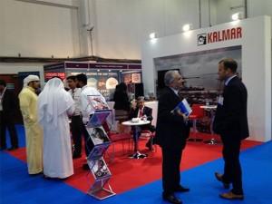 Kalmar presenta su gama completa de soluciones y servicios para puertos y terminales en TOCMiddleEast en Dubai